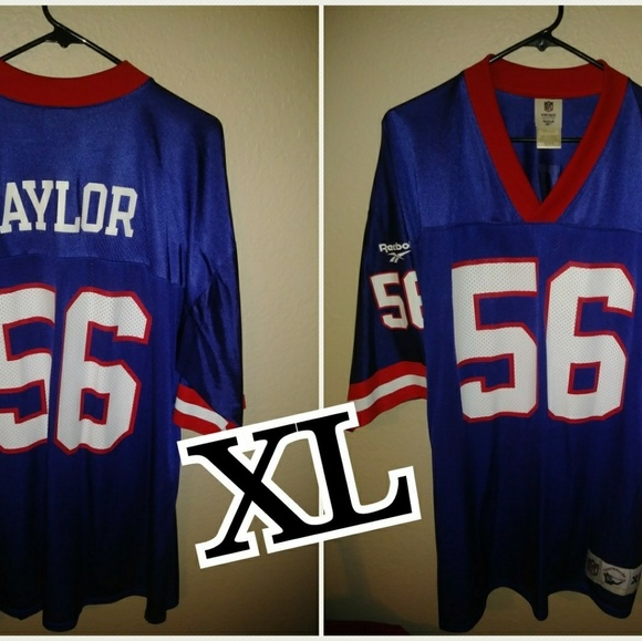 premium selection 397f6 a1d95 N.Y. Giants Legend Lawrence Taylor Jersey